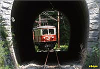 small Zinken tunnel