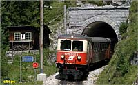 small Klausgraben tunnel