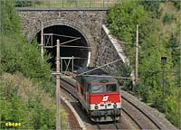 Eichberg tunnel
