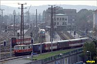 departure from St. Poelten