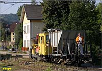 construction train
