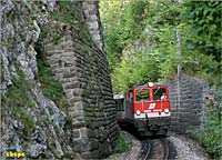 close to Meierlberg tunnel