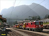 Maintenance train
