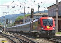 OeBB leased loco