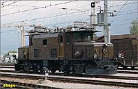Ge 6/6 I 412 in Thusis