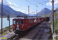 Bernina train