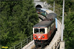 1099 at the Klausgraben viaduct